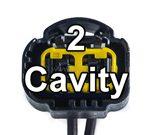 2 Cavities