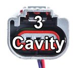 3 Cavities