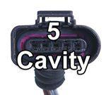 5 Cavities